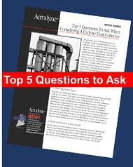 Top 5 Questions to ask white paper